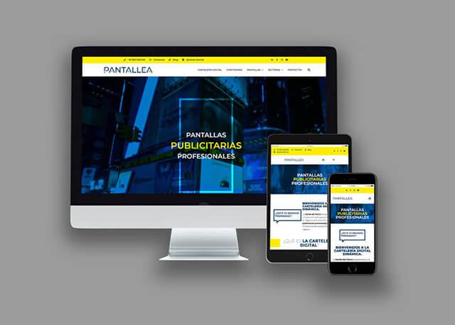 pantallea.com